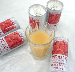 23 ピーチジュース(加糖)