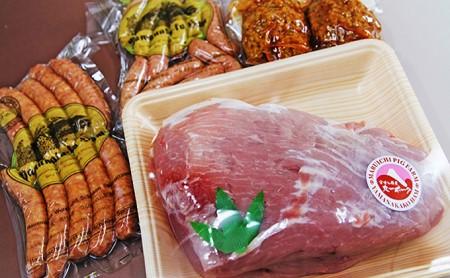 富士ケ嶺ポーク&山中湖ハムBBQなどの肉好きに最適