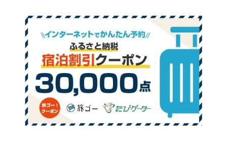 山中湖村 旅ゴー!クーポン(30,000円点)