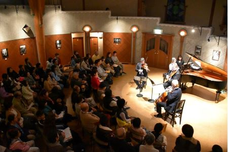 河口湖ステラシアター フレンドリークラブ 2021年度 年間会員加入(ファミリー会員)【音楽文化支援企画】