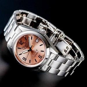 025-009 ≪腕時計 機械式≫SPQR Ventuno pr(ピンク)