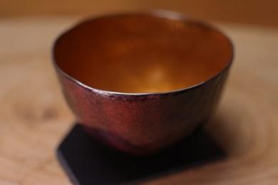 001-010 七宝ぐい呑み(中赤)