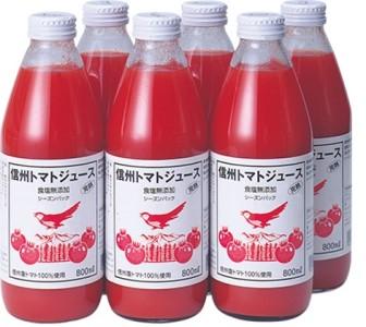 [№5915-0324]ツルヤ 信州トマトジュース(食塩無添加)