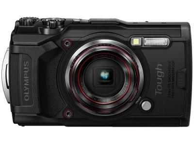 【ARR-02】コンパクトデジタルカメラ Tough TG-6 BLK(ブラック)