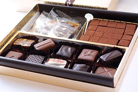 【AC-01】ショコラ詰合せ