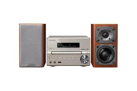 【E-6】JVCケンウッド コンパクト Hi-Fi システム XK-330-N