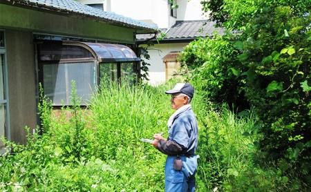 ふるさと駒ヶ根の空き家(空き地)見守りサービス