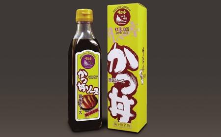明治亭職人本仕込かつ丼用ソース3本
