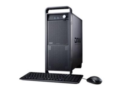 [C]「made in 飯山」マウスコンピューター タワー型クリエイター向けデスクトップパソコン「DAIV-DGZ510E1-SH2-A-IIYAMA(Office搭載)」