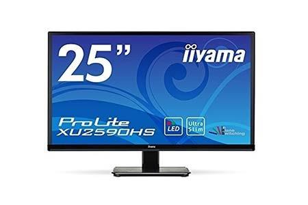 iiyama製 25型液晶ディスプレイ「iiyama ProLite XU2590HS」