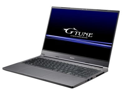 [M]「made in 飯山」マウスコンピューターOffice Home and Business 2019搭載 15.6型ノートPC「G-Tune E5-165-CML-B-IIYAMA」