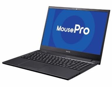 [M]「made in 飯山」マウスコンピューター 15.6型ノートPC「MousePro-NB510C2-B-IIYAMA」(office付属モデル)