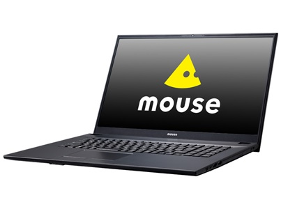 [N]「made in 飯山」マウスコンピューター 17.3型ノートPC「mouse F7-i3-IIYAMA」