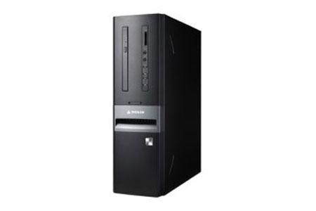 [J]「made in 飯山」マウスコンピューター スリム型デスクトップ「Lm-iHS410EN-IIYAMA」(ディスプレイ付属モデル)