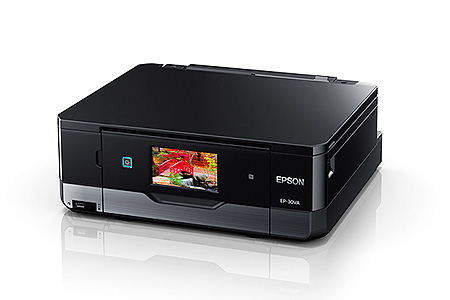 EPSONプリンター 高画質モデル(A4) EP-30VA
