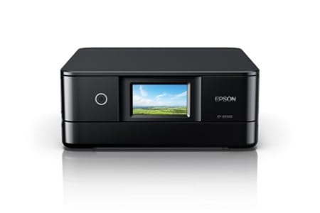 EPSON プリンター カラリオ多機能モデル ブラック EP-883AB