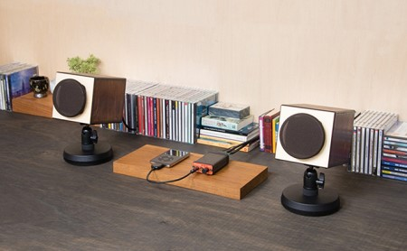 MH audio アコースティックオーディオセット