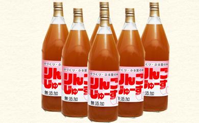 29-A25 手づくりふる里の味 無添加りんごジュース