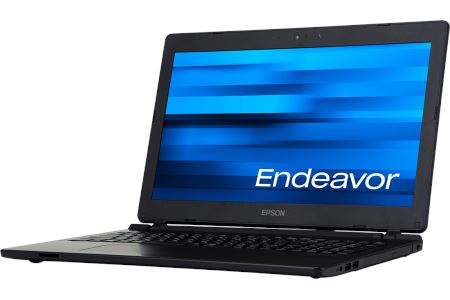 2-V02 EPSON Direct Endeavor NJ4300E Celeronモデル 15.6型ノートPC