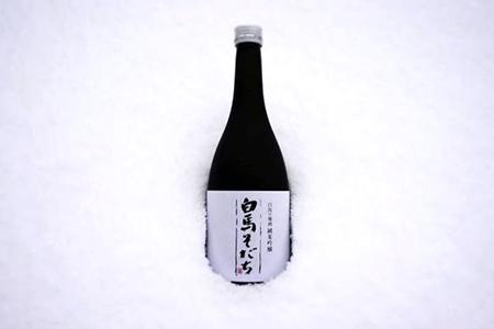 A005-06 純米吟醸 白馬そだち
