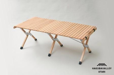 【2020年3月以降発送】HAKUBA VALLEY OTARI オリジナルアウトドアテーブル