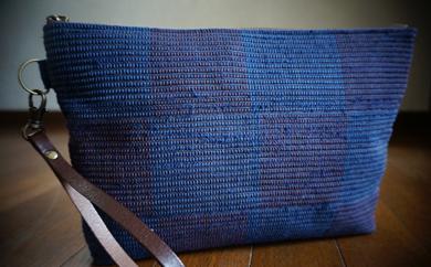 ぼろ織りバッグ