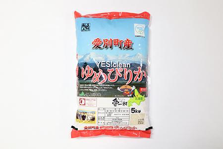 【A18306】愛別町産米(ゆめぴりか5kg×2袋)12ヶ月定期配送