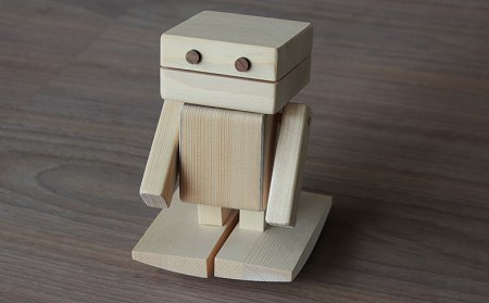 A19 受動歩行ロボットキット