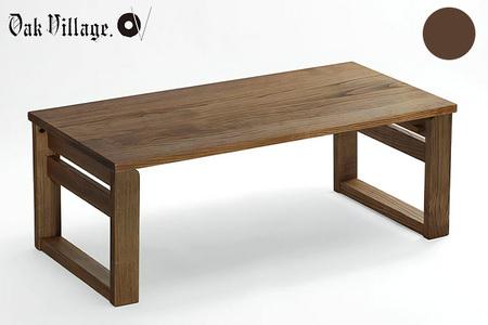 【2638-0027】折りたたみ小机 ブラウン【国産材 木製家具】