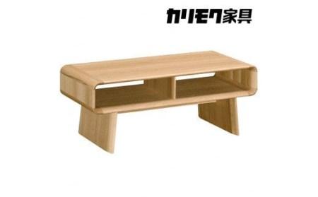 【2638-0069】〈1000幅〉カリモク【テーブル】TU3970