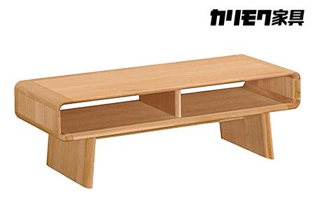 【2638-0070】〈1200幅〉カリモク【テーブル】TU4470