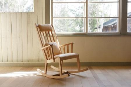 【10100002】M-chair rocking(北の住まい設計社)