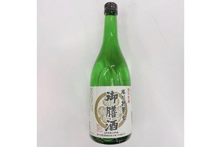 純米吟醸酒 徳川将軍家御膳酒 720ml×1本【1119054】