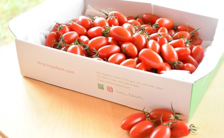HOSONOFARMプレミアムミニトマト「スピカ」2kg