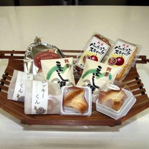 【2607-0006】焼き菓子 詰め合わせ 第22回全国菓子大博覧会・名誉総裁賞受賞菓子含む5種類