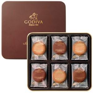 【2607-0709】ゴディバ クッキーアソートメント(18枚)