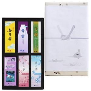 【2607-0733】日本香堂 お香セット1500