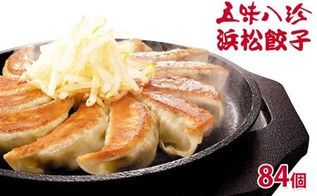 五味八珍 浜松餃子 84個