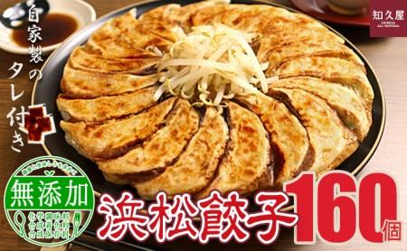 ちくや「知久屋」浜松餃子どっさりセット(無添加ぎょうざ200個)