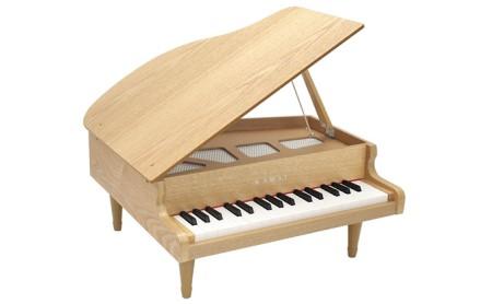 KAWAI おもちゃのグランドピアノ木目 (1144)