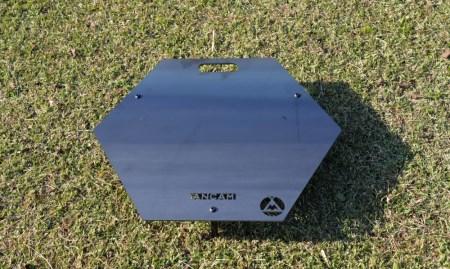 0060-18-01 ANCAM(アナキャン)オリジナルメタルテーブル メタヘキテ台