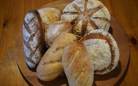 中富良野産野菜のハード系パンと仲間たち【AP-005】