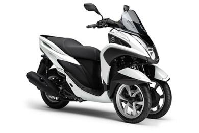 67 YAMAHA Tricity125(ABS付)125CCバイク 2015モデル