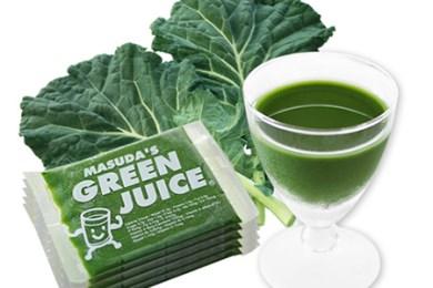 25冷凍青汁グリーンジュース