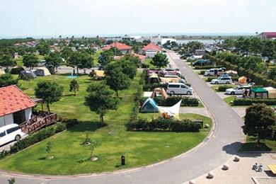20竜洋海洋公園オートキャンプ場利用券