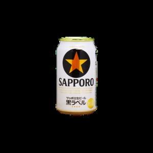 a16-010 【サッポロ ビール】黒ラベル350ml缶×24本