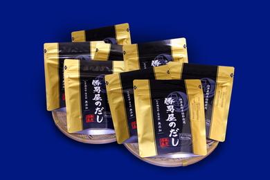 001-474 [水産庁長官賞受賞]勝男屋のだし10袋入×8