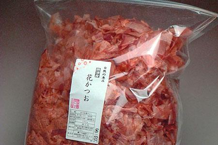 803-013 焼津産花かつお 500g入×24袋(毎月6袋ずつ4回分納)