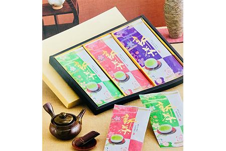 b12-007 毎月お届け 茶の定期便 ベーシック