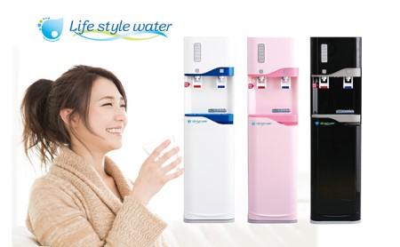【12回定期配送】日本のおいしい天然水12L×2本(smart202ブラック)